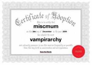vampirarchy