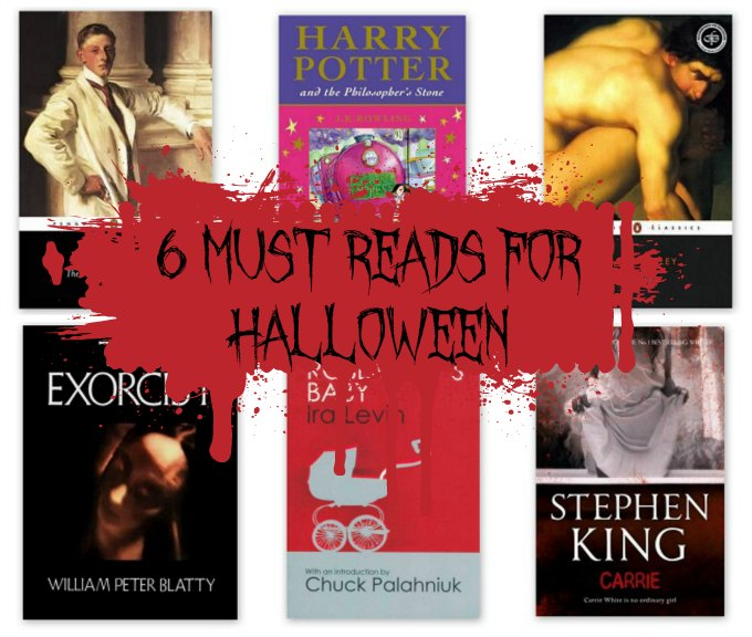 6 must reads for Halloween