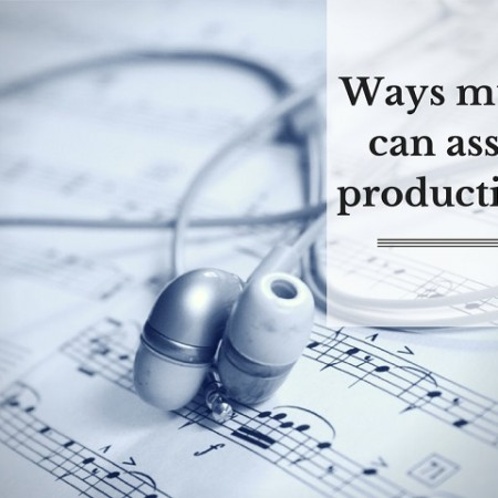 ways music can assist productivity