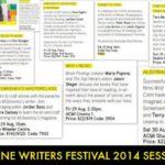 Melbourne Writers Festival 2014 Session Picks