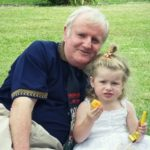 dad and keira